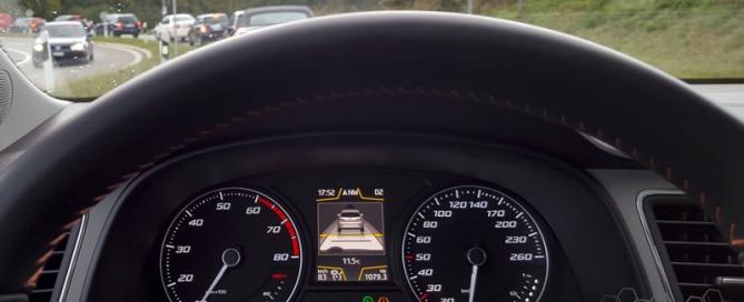 Automatische Distanzregelung ACC
