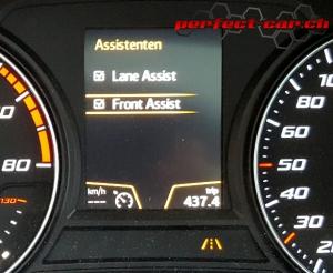 06 Front Assist - Übersicht Asssitenzsysteme